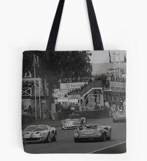 Revival Races Tote Bag