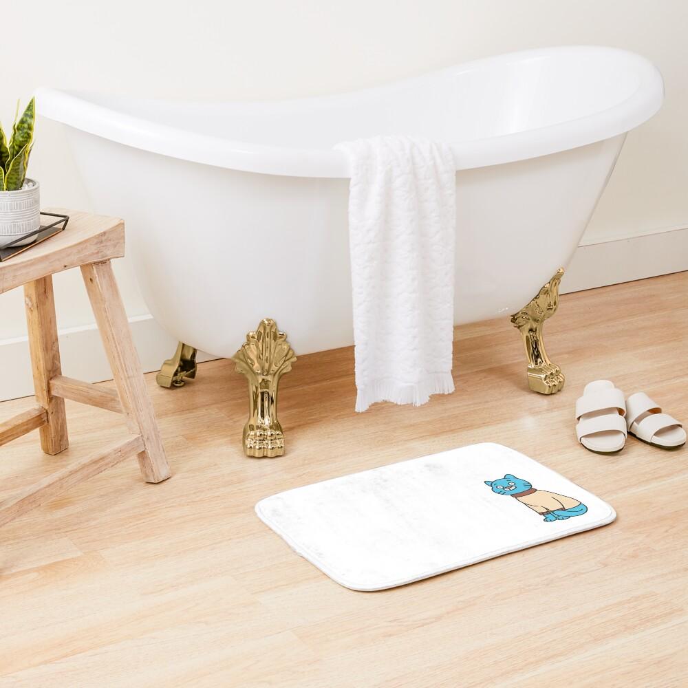 Gumball Watterson - The Amazing World of Gumball Bath Mat