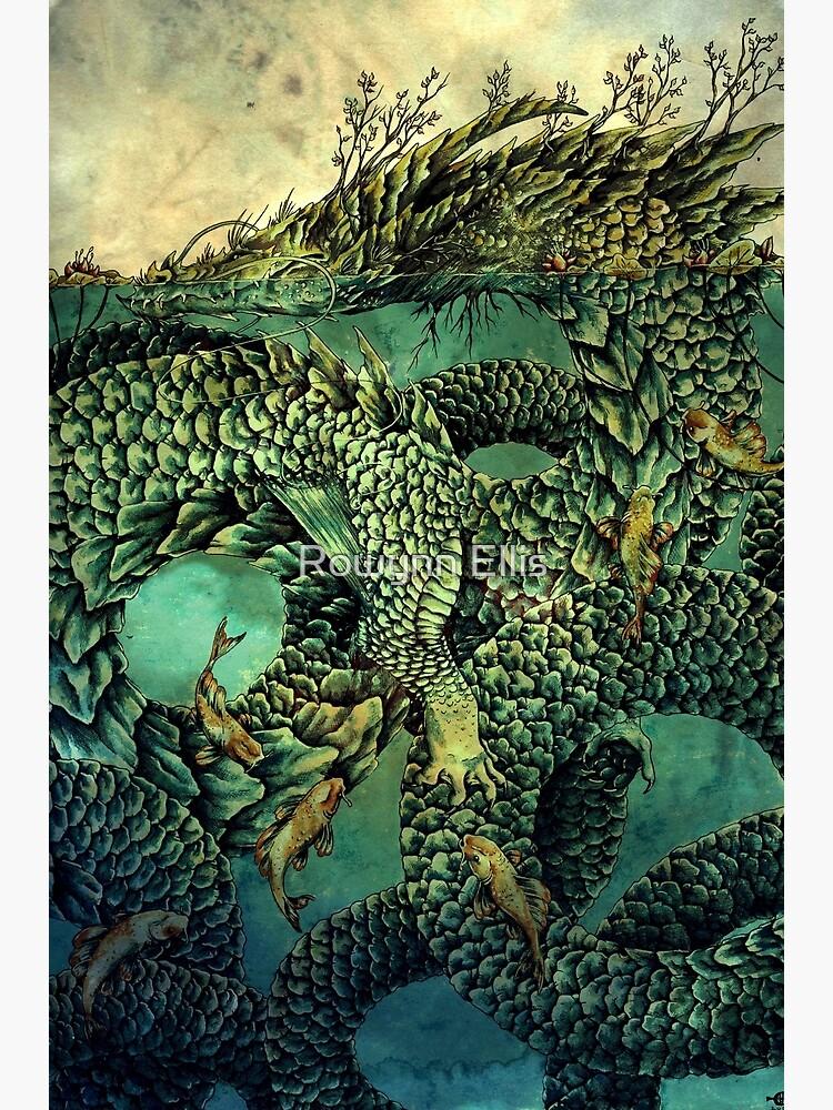 River Dragon by cjellis