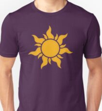 Tangled Kingdom Sun Slim Fit T-Shirt