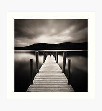 The Lake I Art Print