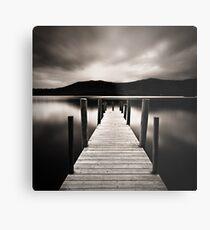 The Lake I Metal Print