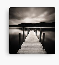The Lake I Canvas Print