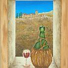Sicilian View by Allegretto