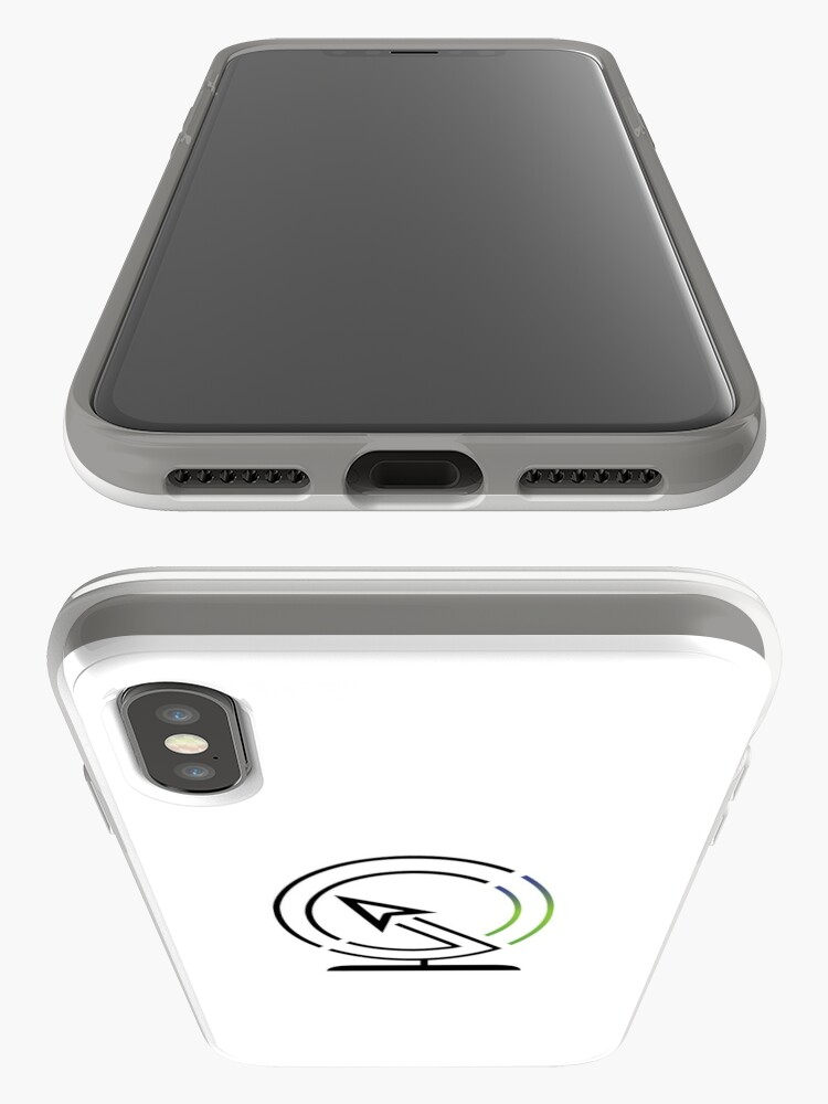 Alternate view of The Lost Geographer Logo iPhone Case & Cover