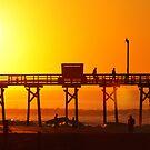 Surfs Up Sunrise by JGetsinger