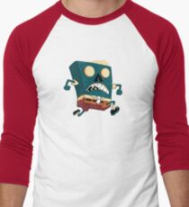 Spongebook Deadpants Baseball ¾ Sleeve T-Shirt