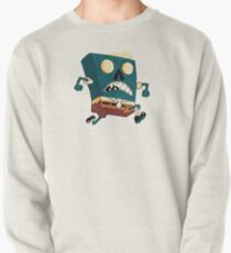 Spongebook Deadpants Pullover Sweatshirt