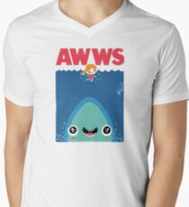 AWWS V-Neck T-Shirt