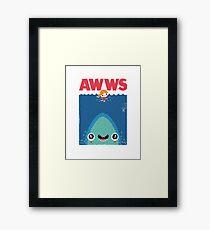 AWWS Framed Print