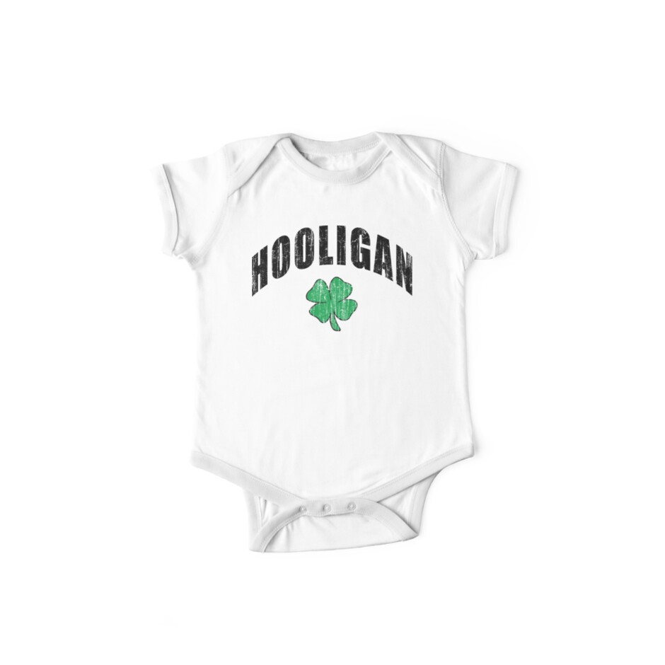 "Irish ""Hooligan"" by HolidayT-Shirts"