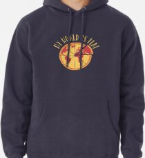 My World Is Flat Pullover Hoodie