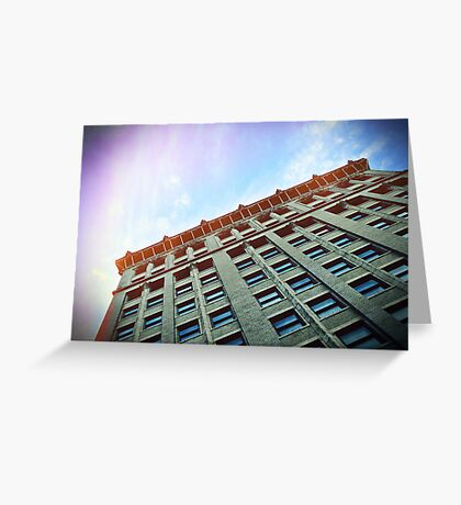 Cityscapes - Life Stories Greeting Card