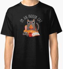 Indoor Cat Classic T-Shirt
