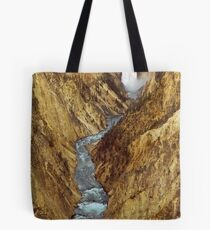 The Grand Canyon of the Yellowstone River Tote Bag