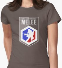 Smash Melee - Fox Women's Fitted T-Shirt