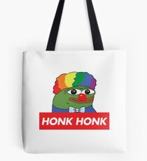 PEPE THE FROG ALT-RIGHT MEME RIGHT WING SYMBOL LOGO SHOULDER TOTE SHOP BAG