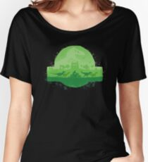 Lost Park Women's Relaxed Fit T-Shirt