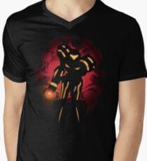 Metroid Men's V-Neck T-Shirt