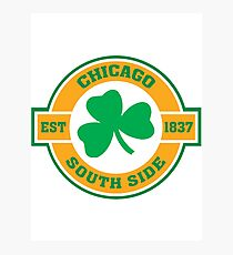 Chicago South Side Irish Photographic Print