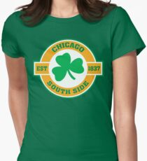 Chicago South Side Irish Women's Fitted T-Shirt