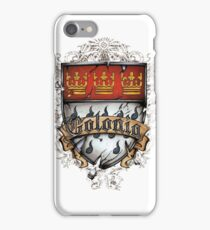 Köln Wappen iPhone Case/Skin