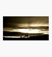 God's Reach Photographic Print