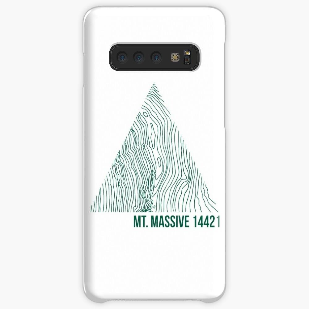Mount Massiver Topo Hülle & Klebefolie für Samsung Galaxy