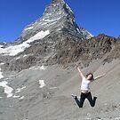 Matterhorn...Oh what a feeling by David McGilchrist