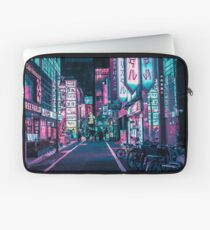 Tokio - Ein Neon-Wunderland Laptoptasche