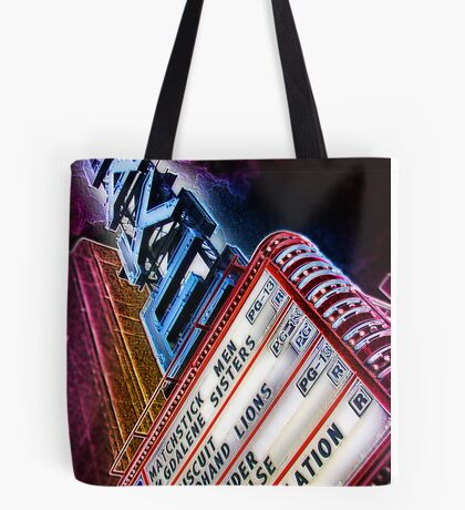 lake theater, oak park, IL Tote Bag