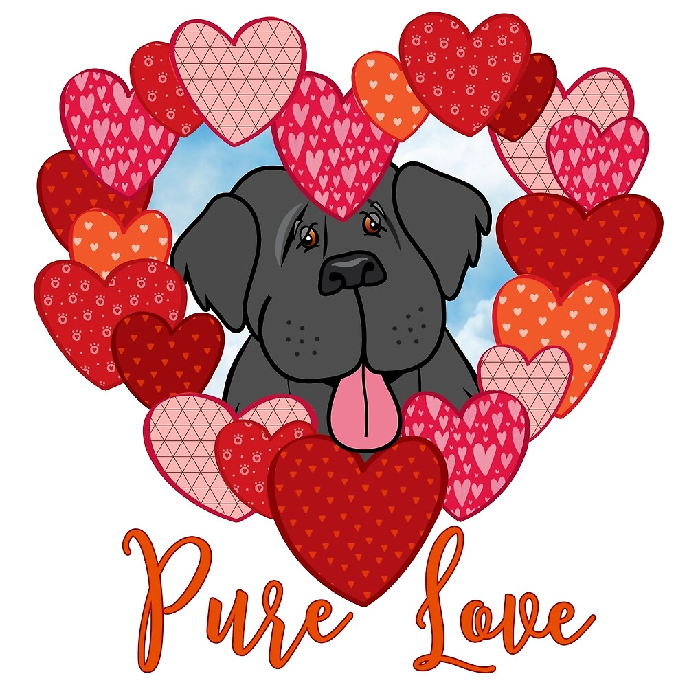 Pure Newfie Love by Christine Mullis