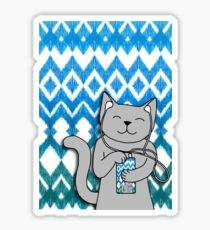 iKat iCat Sticker