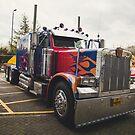 optimus prime by Christopher Ryan