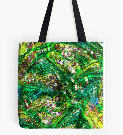 pickles, pickles, pickles Tote Bag