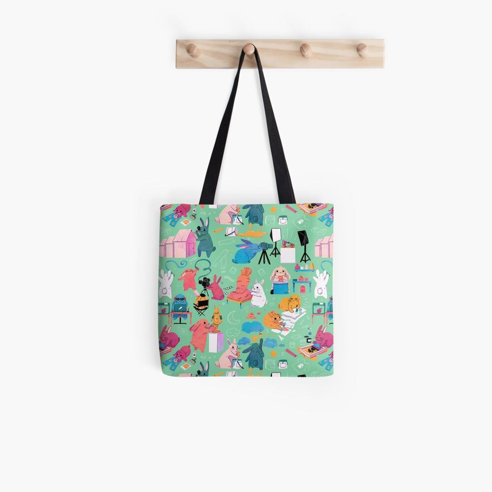 Artbuns Tote Bag