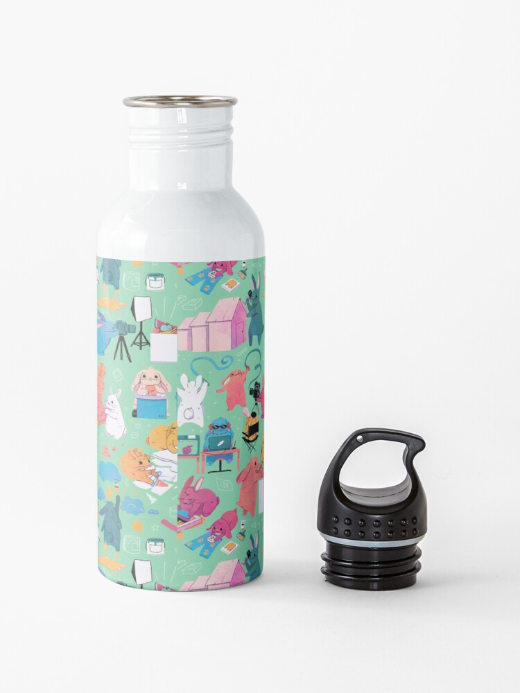 Alternate view of Artbuns Water Bottle