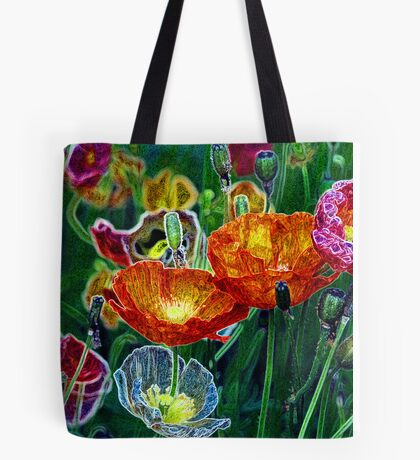poppies, poppies, poppies Tote Bag