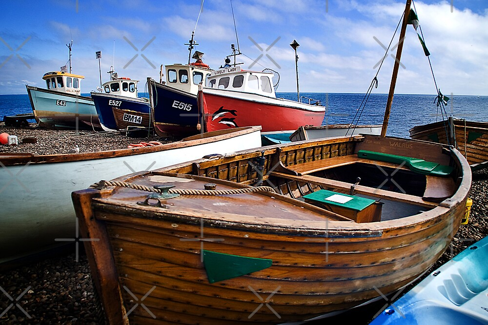 Boats at Beer by Country  Pursuits