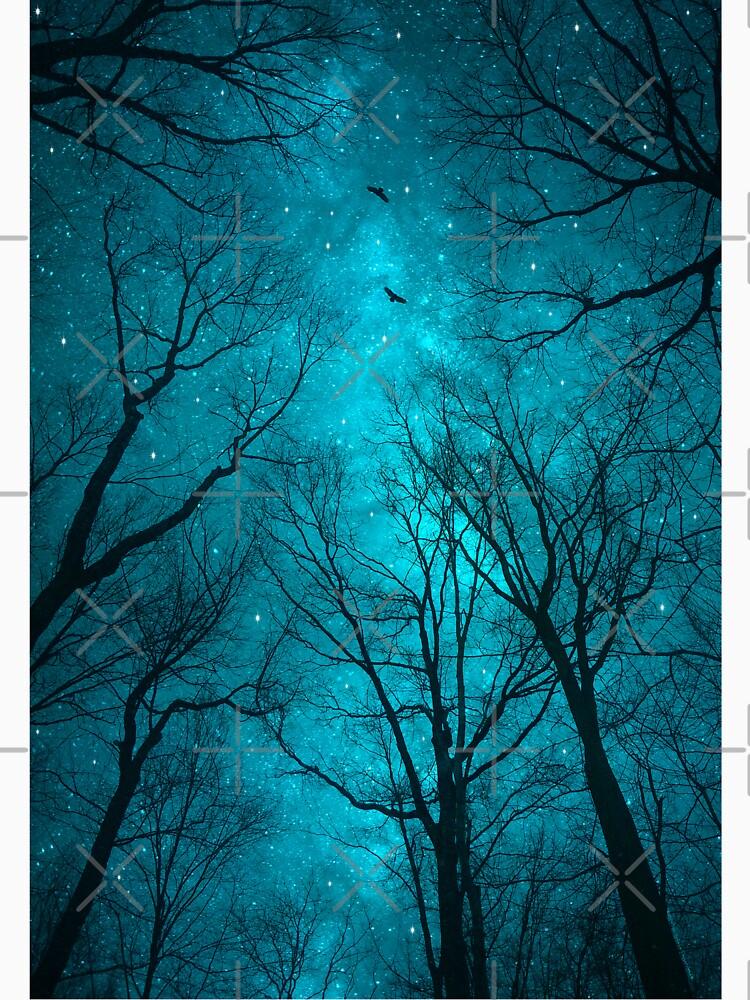 Sterne können nicht ohne Dunkelheit leuchten von soaringanchor