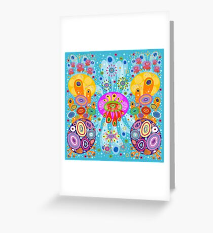 Retronautilus Greeting Card