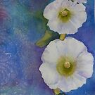 Blue Whimsy by Susan Moss