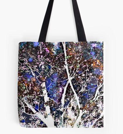 quiet tree Tote Bag