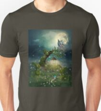 Keeper of the Enchanted - Spring Thaw Unisex T-Shirt