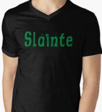 Slainte Men's V-Neck T-Shirt