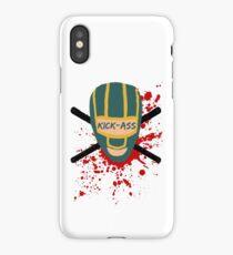 Kick-Ass iPhone Case/Skin