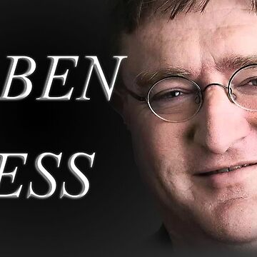 Gaben Bless by ToxicFart