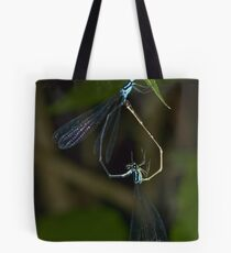 Inverted Heart Tote Bag