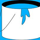 Paint bucket by Brant