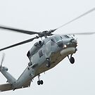 S-70B-2 Seahawk Helicopter by inmotionphotog